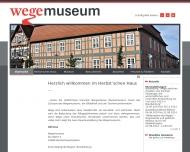 Bild Webseite  Wusterhausen/Dosse