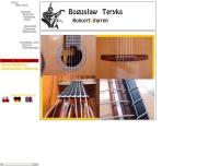 Bild Teryks Boguslaw Gitarrenbauer u. Reparaturen