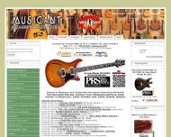 Bild Musicant Gitarrenhaus GmbH