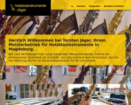 Bild Jäger Torsten Holzblasinstrumente