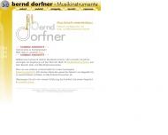Bild Dorfner Bernd Musikinstrumente