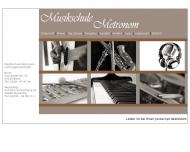 Bild Metronom Musikschule