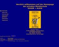 Musikschule Egger und Klein, Reutlingen