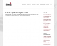 Website Rumberger Musikinstrumente Vertriebs
