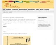 Bild Musikschule Allegro