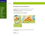 Bild Webseite Gebler G. Bioladen Inh. Thomas Clemens Wegberg