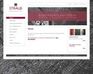 Bild Strauß Karl Treppenbau Natur- und Betonsteinverarbeitung