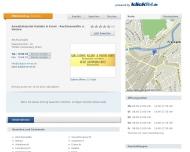 Bild Webseite Kalabis u. Ernst Rechtsanwaltskanzlei Frankenberg (Eder)