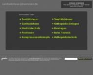Bild Sanitätshaus Johannßen GmbH