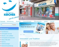 Bild Sanitätshaus Kocher GmbH