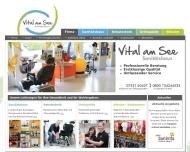 Bild Webseite Steuer Klaus Konstanz