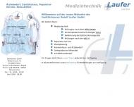 Bild Sanitätshaus Rudolf Laufer GmbH