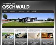 Bild Oschwald Autosattlerei Inhaber Michael Kruse
