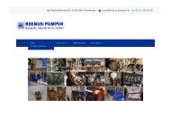 Bild Rhenus-Pumpen Bauerett & Klose GmbH
