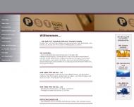 Bild Webseite PST Pumpen-Service Thorpe Nürnberg