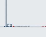 Bild Webseite JGS Rechtsanwaltsgesellschaft Berlin