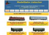 Bild Webseite Blazek Michael Modellbahngeschäft Freital