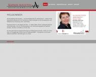 Bild Webseite Rechtsanwältin Katrin Augsten Regensburg