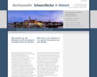 Bild Rechtsanwaltskanzlei Schwarzfischer Herbert & Heimerl Stefanie