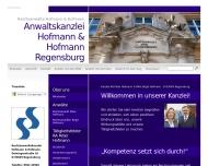 Bild Rechtsanwälte Hofmann & Hofmann
