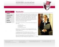 Bild Rechtsanwältin Alexandra Glufke-Böhm
