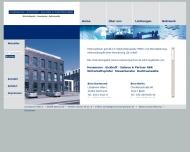 Website Husemann, Eickhoff, Salmen & Partner Steuerberatungsges.