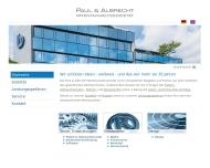 Bild Paul & Albrecht Patentanwaltssozietät