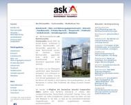 Bild Webseite Sparla Franz Aachen