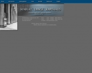 Bild Webseite Wablat Wolfgang Dr. Dr. Patentanwalt Berlin