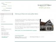 Website Rechtsanwalt Wolfgang Geppert