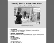 Bild Mielke Lothar u. Gesine Rechtsanwälte