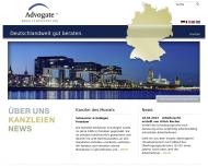 Bild Webseite Lemmer Halle