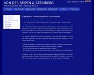 Bild Rechtsanwälte von der Seipen - Steinberg - Franz