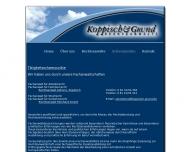 Website Rechtsanwalt Adrian J. Koppisch