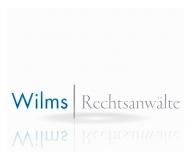 Bild Webseite Wilms Rechtsanwälte Berlin