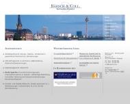 Bild Webseite Bärsch Helmut Düsseldorf