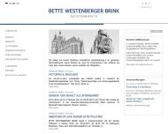 Bild Bette-Westenberger-Brink Rechtsanwälte