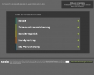 Bild Webseite Brandt Menshausen Wahrmann Rechtsanwälte Hamburg