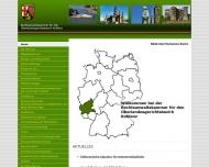 Website Rechtsanwaltskammer Koblenz