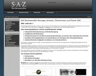 Bild Webseite Skoruppa , Artmann , Zimmermann Rechtsanwälte Dresden