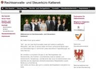 Bild Webseite  Wernsdorf