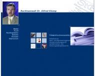 Bild Klemp Alfred Dr. , Küpper Kerstin Rechtsanwälte