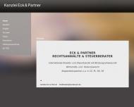 Bild Webseite Eck Passau