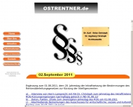 Bild Webseite Christoph Ingeborg Dr. Rechtsanwaltin Berlin