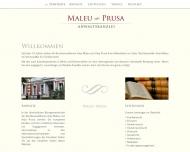 Bild Webseite Pollikat Alexander David , Winzek Silke , Rentzsch Katja u. Gröger Anja Rechtsanwälte Berlin