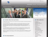 Bild Webseite Schmidt Rechtsanwälte Nürnberg