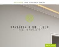 Rechtsanwalt Mainz f?r Steuerstrafrecht Mietrecht Arbeitsrecht Familienrecht - Karthein und Kollegen