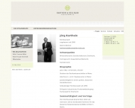 Website Kallenberg , Knaupe u. Tews Rechtsanwälte