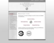 Bild Webseite Loebenberger Dr. jur. Alexander Nürnberg