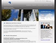 Bild Webseite Fürst Nürnberg